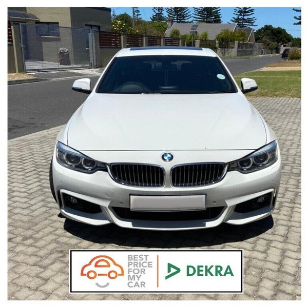 2014 BMW 4 Series 420i Gran Coupe Auto Western Cape Goodwood_0