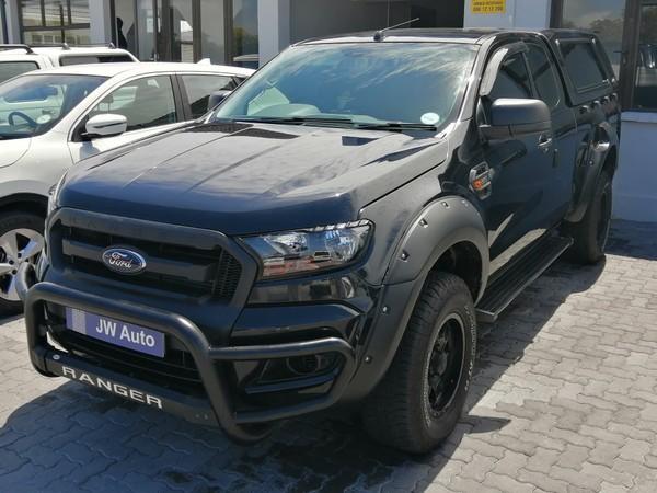 2017 Ford Ranger 2.2TDCi XL Auto Bakkiie SUPCAB Eastern Cape Port Elizabeth_0