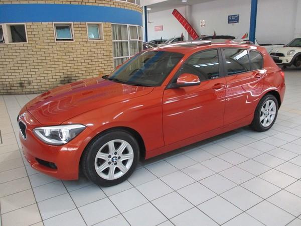 2013 BMW 1 Series 116i 5dr f20  Kwazulu Natal Umhlanga Rocks_0
