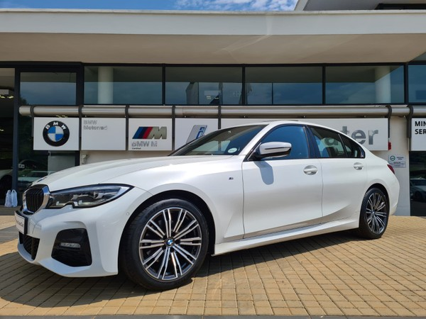 2019 BMW 3 Series 320i M Sport Launch Edition Auto G20 Gauteng Roodepoort_0