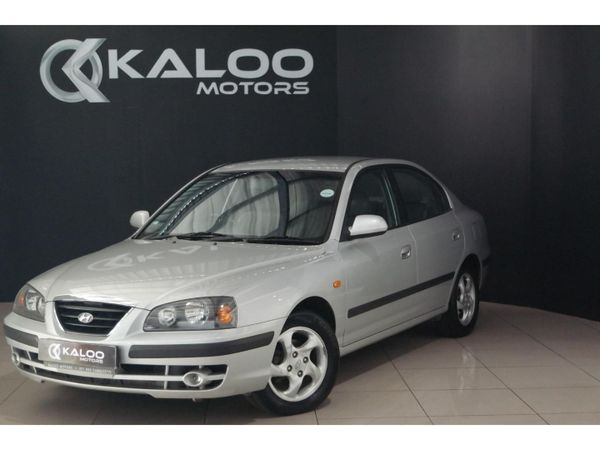 2004 Hyundai Elantra 1.6 Gls  Gauteng Johannesburg_0