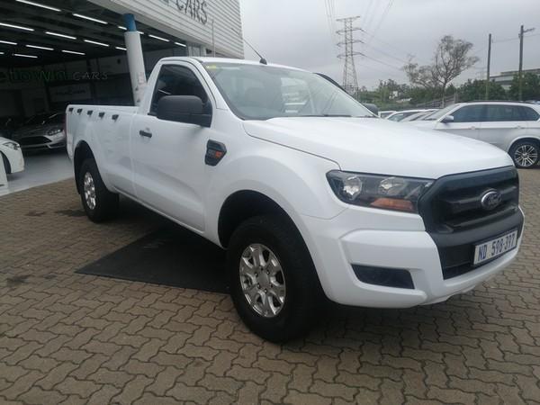 2018 Ford Ranger 2.2TDCi XL 4X4 Single Cab Bakkie Kwazulu Natal Pinetown_0