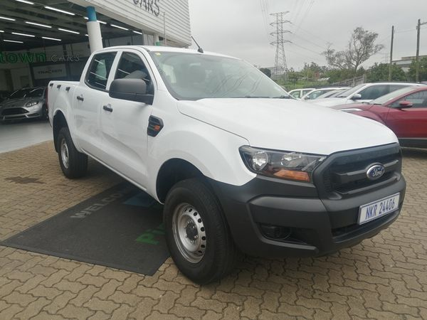 2018 Ford Ranger 2.2TDCi XL Single Cab Bakkie Kwazulu Natal Pinetown_0