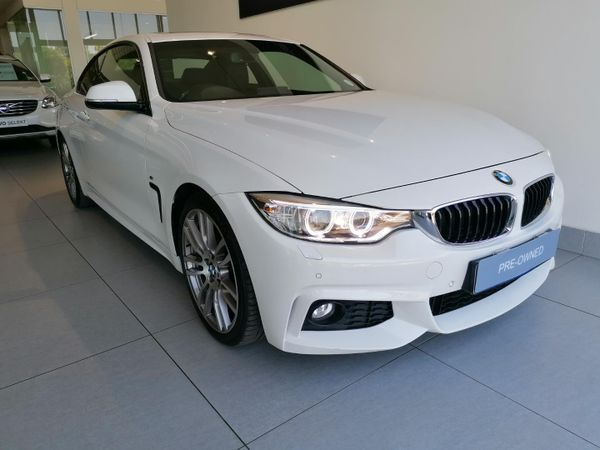 2016 BMW 4 Series 420D Coupe M Sport Auto Gauteng Bedfordview_0