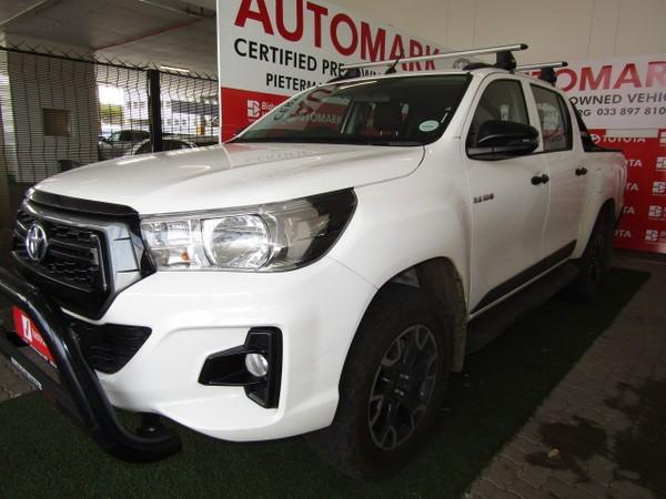 2020 Toyota Hilux 2.4 GD-6 SRX 4X4 Auto Double Cab Bakkie Kwazulu Natal Pietermaritzburg_0