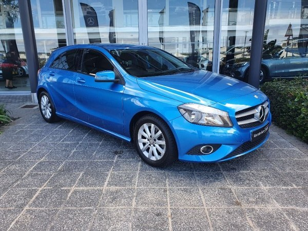 2014 Mercedes-Benz A-Class A 180 Be At  Western Cape Somerset West_0