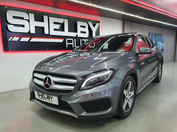2016 Mercedes-Benz GLA-Class 200d Auto Gauteng Four Ways_0