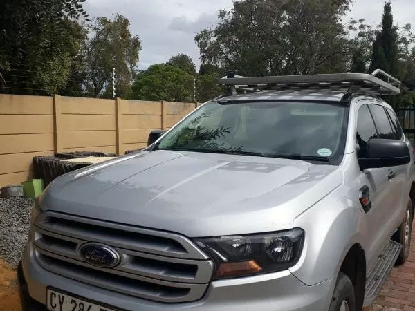 2017 Ford Everest 2.2 TDCi XLS 4X4 Western Cape Paarl_0