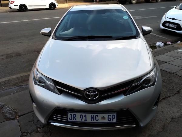 2015 Toyota Auris 1.6 Xr  Gauteng Pretoria_0