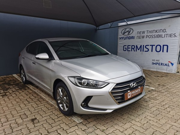 2018 Hyundai Elantra 1.6 Executive Auto Gauteng Germiston_0