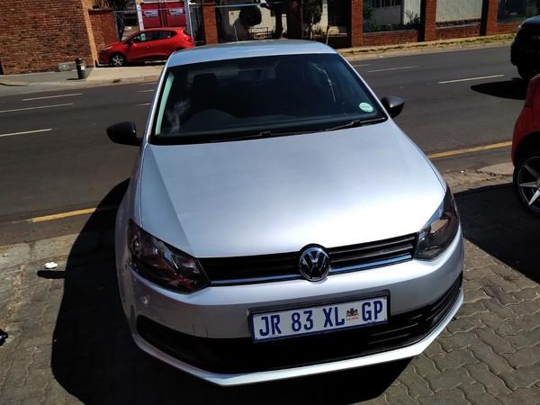 2014 Volkswagen Polo 1.4 Trendline  Gauteng Pretoria_0