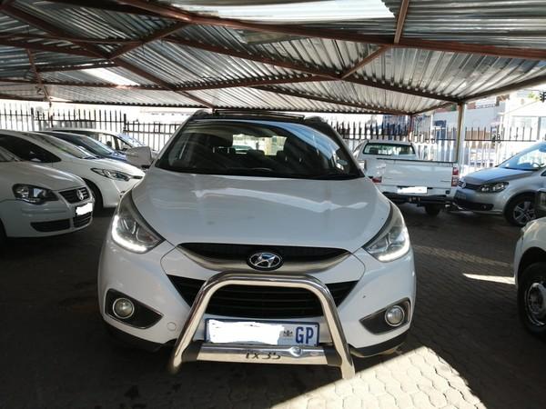2014 Hyundai iX35 2.0 Elite Auto Gauteng Jeppestown_0