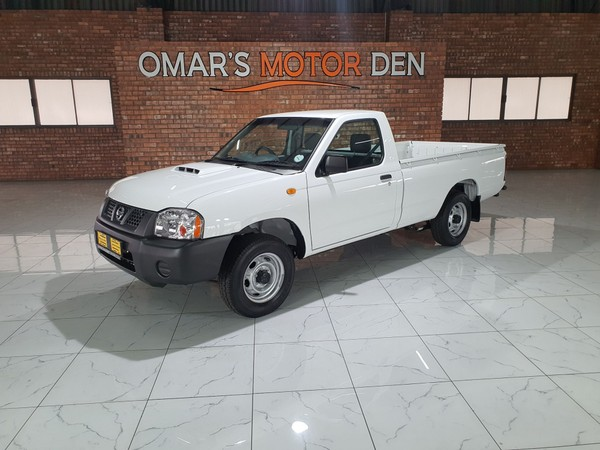 2021 Nissan NP300 Hardbody 2.5 TDi LWB Single Cab Bakkie Mpumalanga Witbank_0