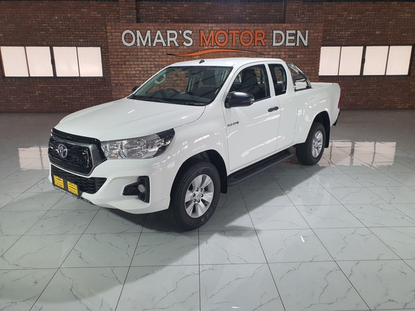2020 Toyota Hilux 2.4 GD-6 RB SRX PU ECAB Mpumalanga Witbank_0