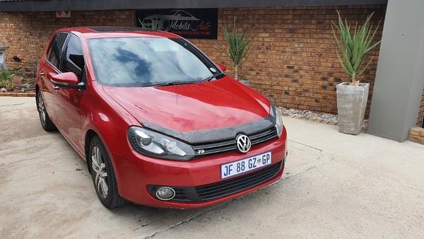2011 Volkswagen Golf Vi 1.4 Tsi Comfortline  Gauteng Kempton Park_0