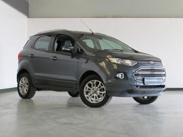 2017 Ford EcoSport 1.0 Titanium Gauteng Pretoria_0