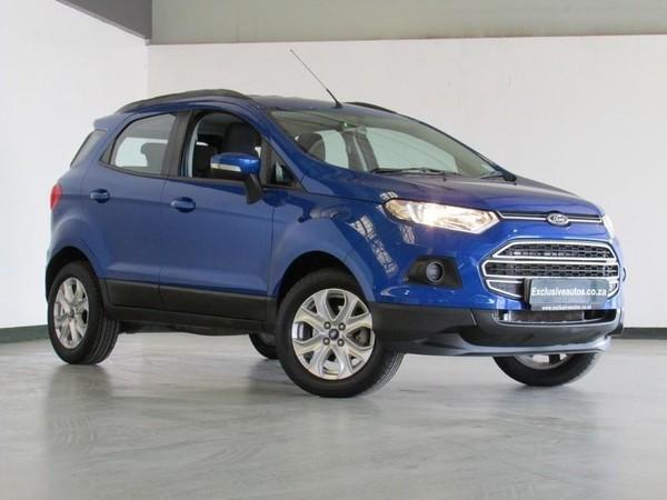 2017 Ford EcoSport 1.0 GTDI Trend Gauteng Pretoria_0