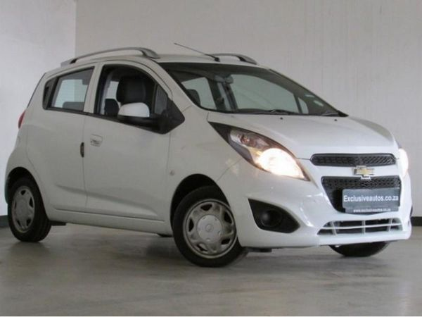 2013 Chevrolet Spark 1.2 L 5dr  Gauteng Pretoria_0