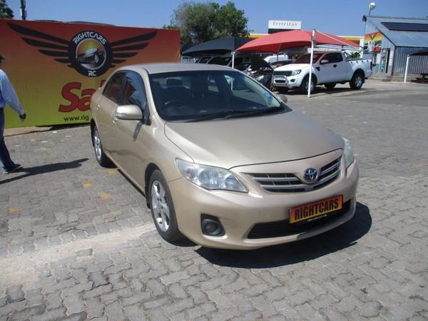 2012 Toyota Corolla 1.3 Advanced  Gauteng North Riding_0