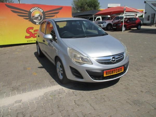 2011 Opel Corsa 1.4 Essentia 5dr  Gauteng North Riding_0