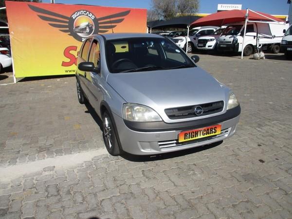 2005 Opel Corsa 1.7 Cdti Sport  Gauteng North Riding_0