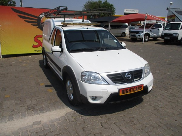 2013 Nissan NP200 1.5 Dci Se Pusc  Gauteng North Riding_0