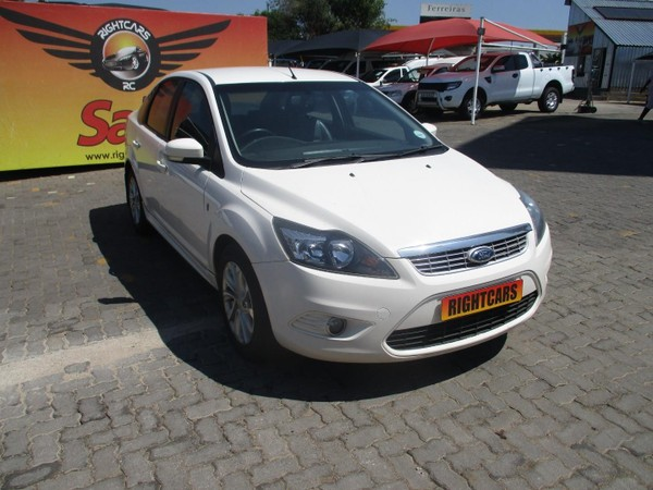 2009 Ford Focus 2.0 Tdci Si Powershift  Gauteng North Riding_0