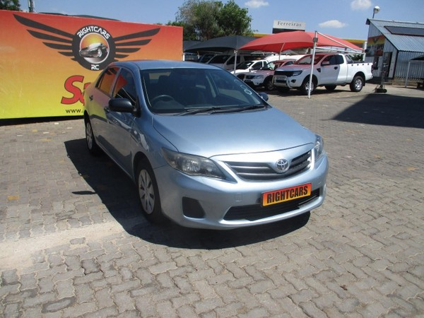2016 Toyota Corolla Quest 1.6 Gauteng North Riding_0