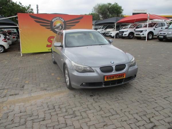 2006 BMW 5 Series 525i At e60  Gauteng North Riding_0