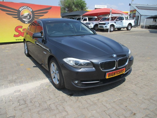2010 BMW 5 Series 520d At f10  Gauteng North Riding_0