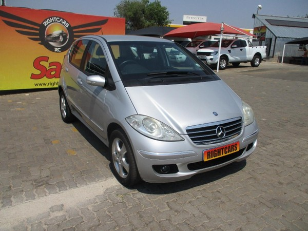 2008 Mercedes-Benz A-Class A 170 Avantgarde At  Gauteng North Riding_0