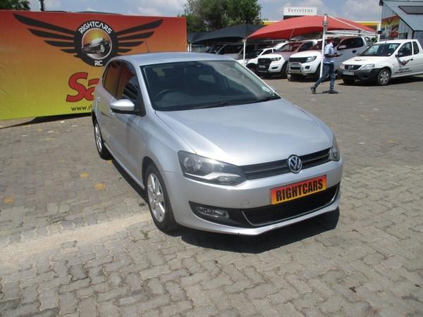2010 Volkswagen Polo 1.4 Trendline  Gauteng North Riding_0