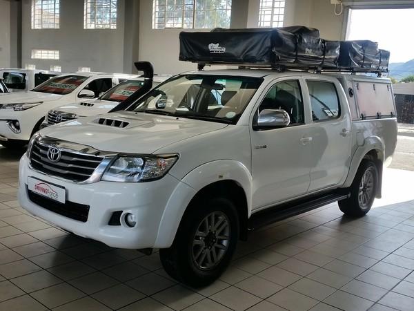 2016 Toyota Hilux 3.0 D-4d Raider 4x4 At Pu Dc  Western Cape Wynberg_0