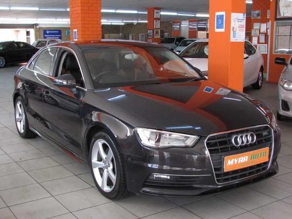 2014 Audi A3 1.8T FSI SE Stronic Western Cape Cape Town_0