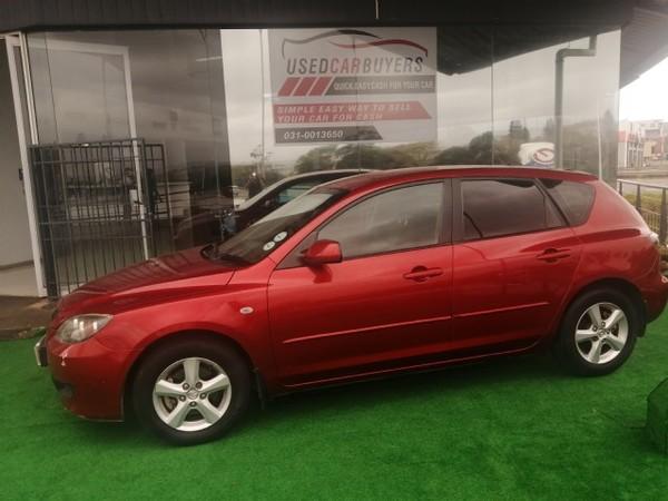 2009 Mazda 3 1.6 Active  Kwazulu Natal Mount Edgecombe_0