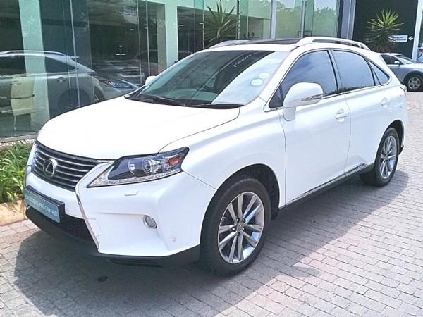 2014 Lexus RX 450h Se  Kwazulu Natal Umhlanga Rocks_0