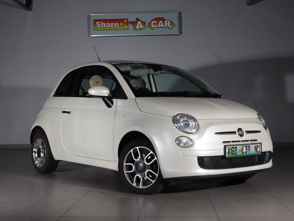 2010 Fiat 500 1.2 Pop  North West Province Klerksdorp_0