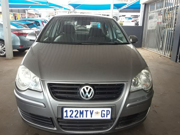 2005 Volkswagen Polo Classic 1.6  Gauteng Johannesburg_0