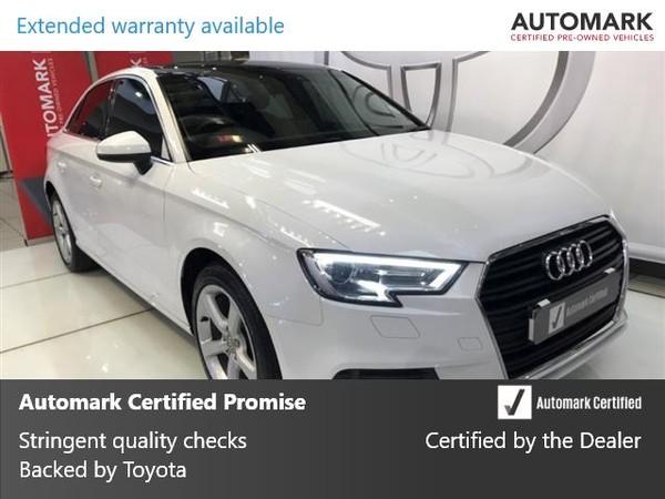 2018 Audi A3 1.0T FSI S-Tronic Gauteng Johannesburg_0