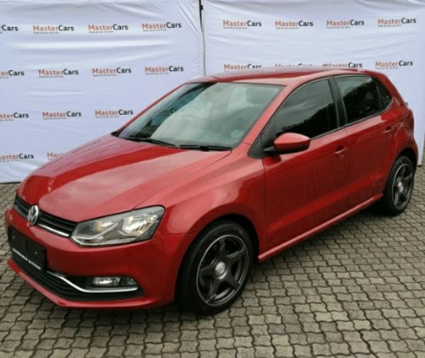 2016 Volkswagen Polo 1.2 TSI Highline DSG 81KW Mpumalanga Nelspruit_0