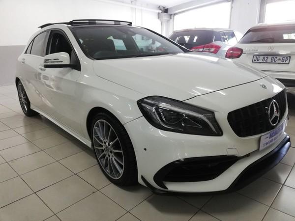 2017 Mercedes-Benz A-Class A 200 Urban Auto Gauteng Johannesburg_0