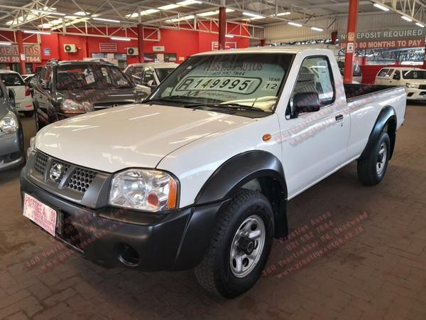 2012 Nissan NP300 Hardbody 2.4i LWB 4x4 k14k35 Bakkie Single cab Western Cape Goodwood_0