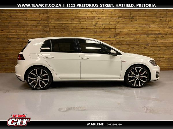 2014 Volkswagen Golf VII GTi 2.0 TSI Gauteng Pretoria_0