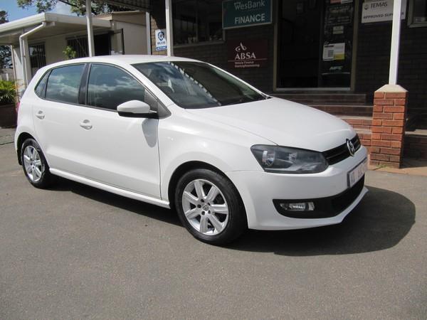 2011 Volkswagen Polo 1.4 Comfortline 5dr  Kwazulu Natal Pinetown_0
