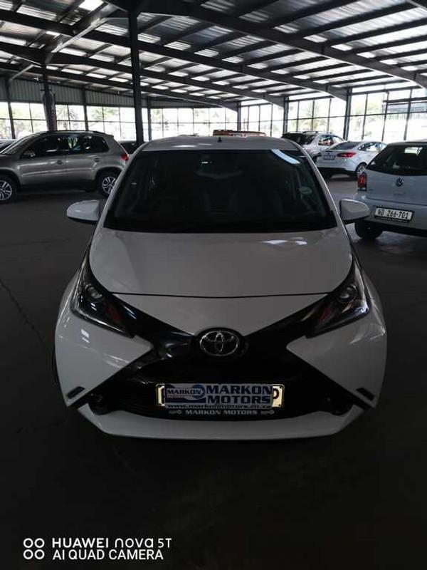 2017 Toyota Aygo 1.0 5-Door Gauteng Springs_0