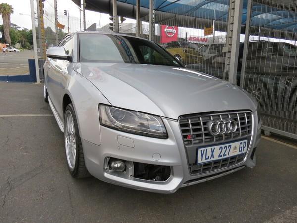 2009 Audi S5 Quattro Tip  Gauteng Johannesburg_0