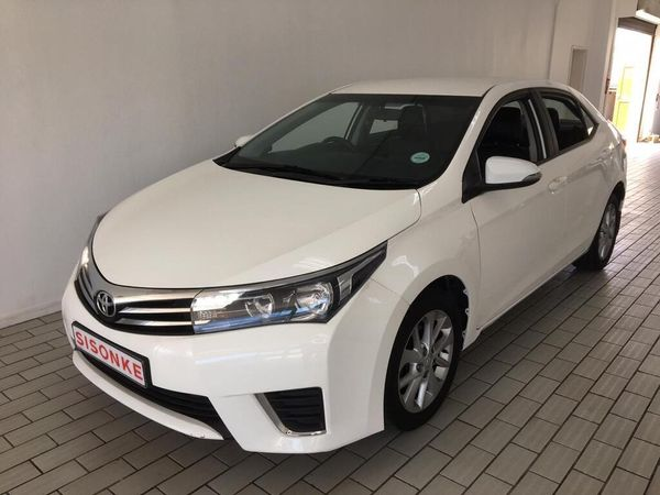 2017 Toyota Corolla 1.4D Prestige Western Cape Goodwood_0