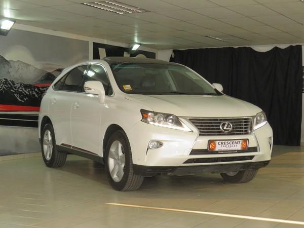 2012 Lexus RX 350 Xe  Kwazulu Natal Pietermaritzburg_0