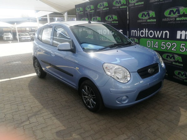 2011 Kia Picanto 1.1 Striker  North West Province Rustenburg_0