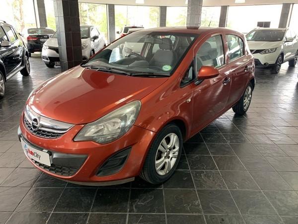 2014 Opel Corsa 1.4 Essentia 5dr  Gauteng Nigel_0